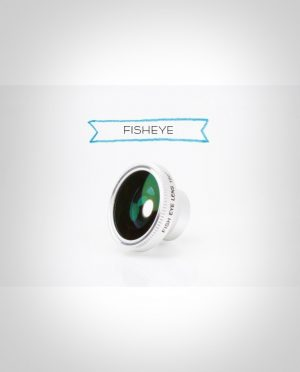 PHOTOJOJO FISHEYE LENS FOR iPHONE AND ANDROID