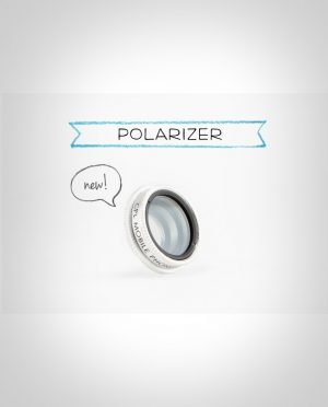 PHOTOJOJO POLARIZER LENS FOR iPHONE AND ANDROID