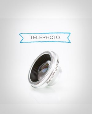 PHOTOJOJO TELEPHOTO X2 LENS FOR iPHONE AND ANDROID 1