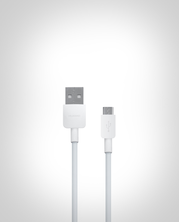 Huawei New Micro USB Cable White