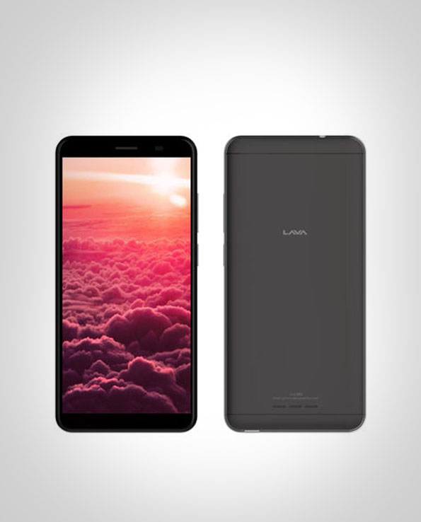 LAVA IRIS 88S WITHOUT CAMERA DUAL SIM Grey