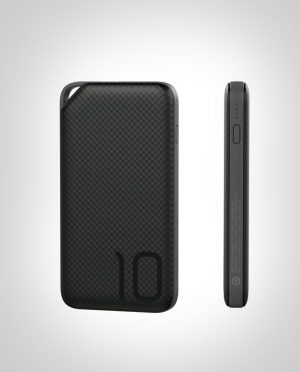 Huawei Quick Charge 2.0 Power Bank 10,000mAh Black