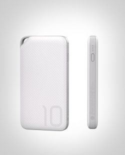 Huawei Quick Charge 2.0 Power Bank 10,000mAh White