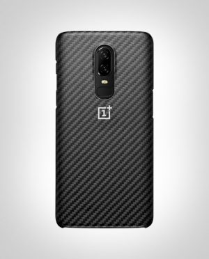 OnePlus 6 Protective Case Karbon