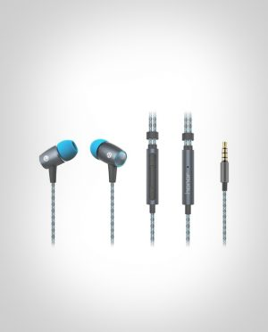 Huawei AM12 Plus In-ear Earphone Built-in Mic Headphone Universal 3.5mm Jack - GRAY