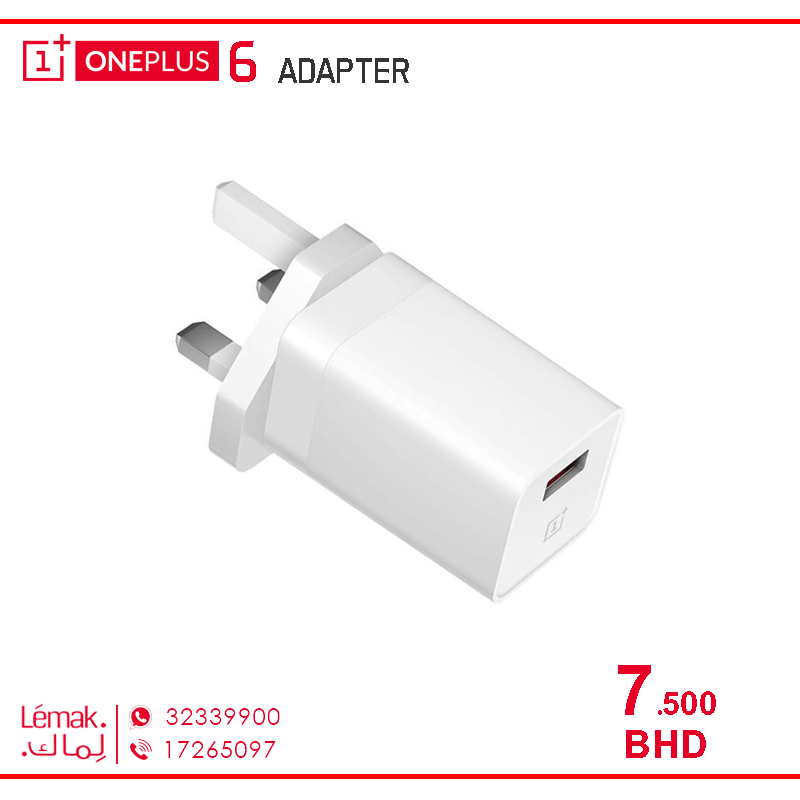OnePlus 6 Fast Charger