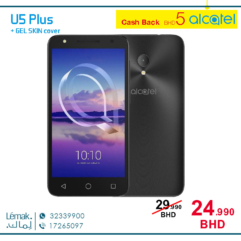 Alcatel U5 Plus