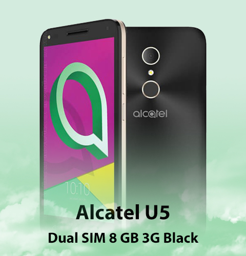 Alcatel U5 Black