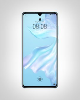 Huawei p30 Breathing Crystal front
