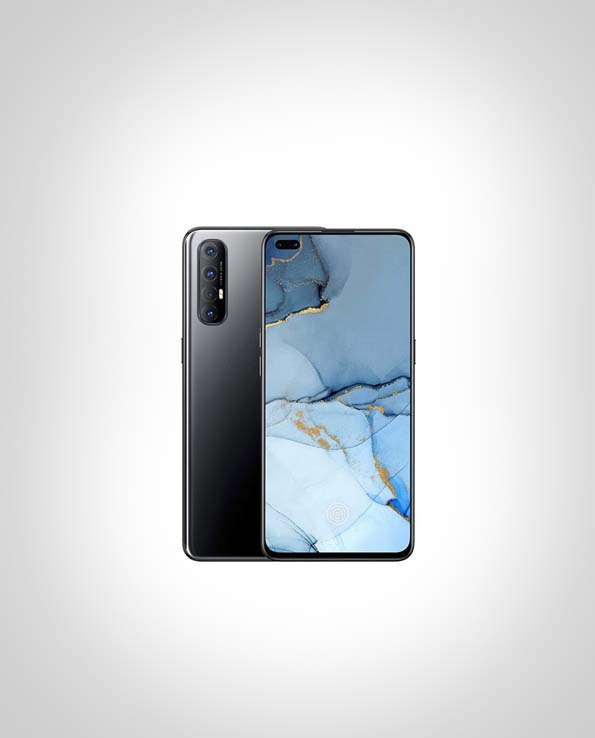 Oppo Reno3 Pro, 8GB RAM, 256GB Storage,Midnight Black