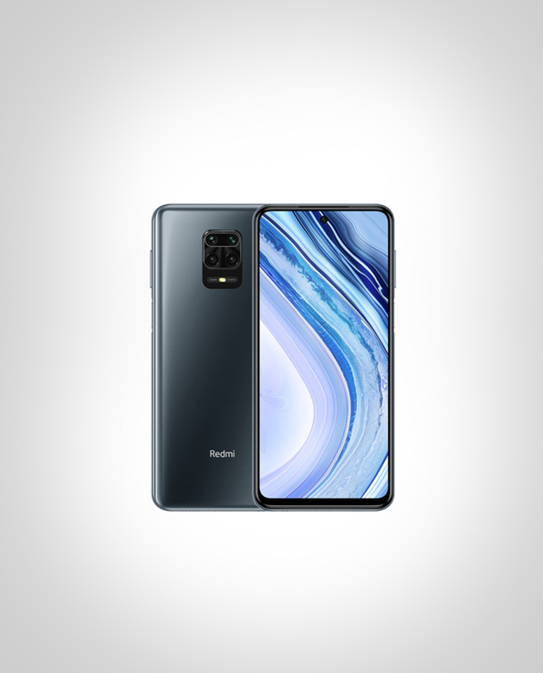Xiaomi Redmi Note 9 Pro 128 GB Interstellar Grey